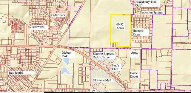 0 Gresham Rd, Florence, AL 35630 (MLS #166373) :: MarMac Real Estate