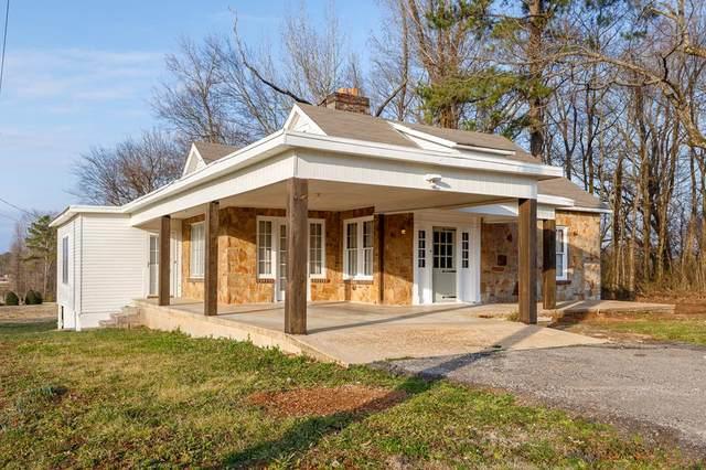 1903 Philadelphia Ave, Muscle Shoals, AL 35661 (MLS #433477) :: MarMac Real Estate