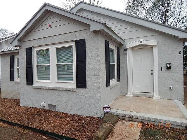 606 Mobile St E, Florence, AL 35630 (MLS #433486) :: MarMac Real Estate