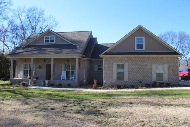 857 Mars Hill Rd, Florence, AL 35630 (MLS #433540) :: MarMac Real Estate