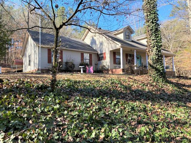 31 Freeman Rd, Danville, AL 35619 (MLS #433546) :: MarMac Real Estate