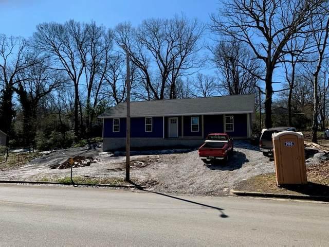 638 Simpson St, Florence, AL 35630 (MLS #433547) :: MarMac Real Estate