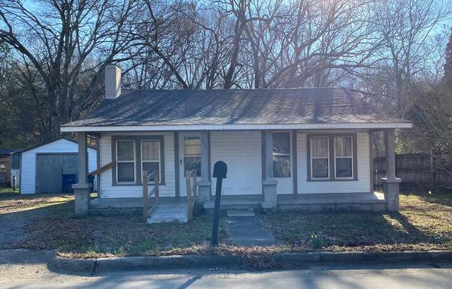 628 Sweetwater Ave, Florence, AL 35630 (MLS #433549) :: MarMac Real Estate