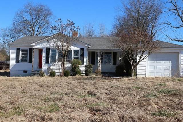 1890 Moody Ln, Cherokee, AL 35616 (MLS #433584) :: MarMac Real Estate