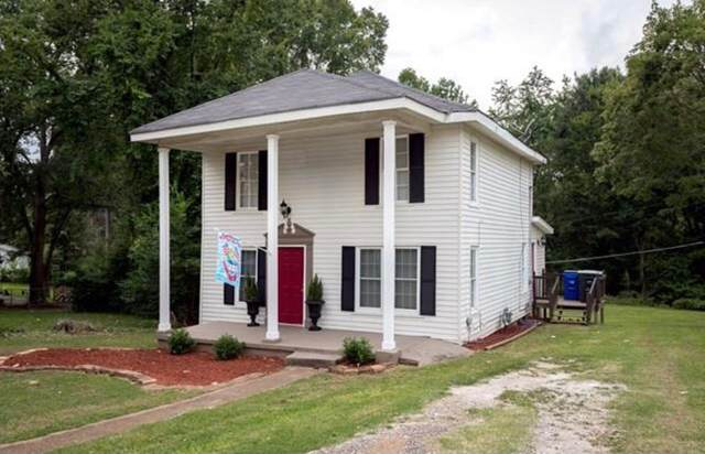 809 Dixie Ave -, Florence, AL 35630 (MLS #433603) :: MarMac Real Estate
