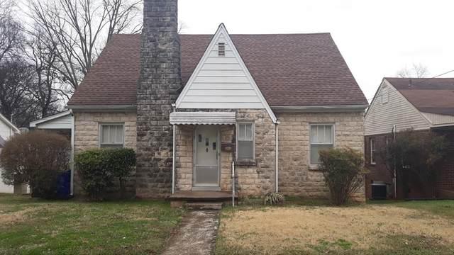 438 Cypress St N, Florence, AL 35630 (MLS #433629) :: MarMac Real Estate