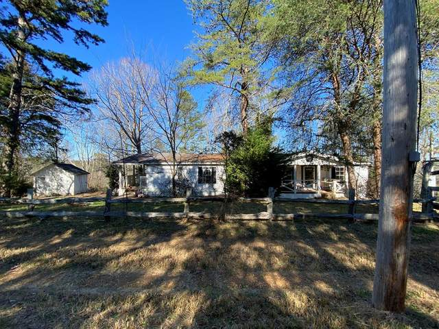 1593 Cr 8, Waterloo, AL 35677 (MLS #433643) :: MarMac Real Estate