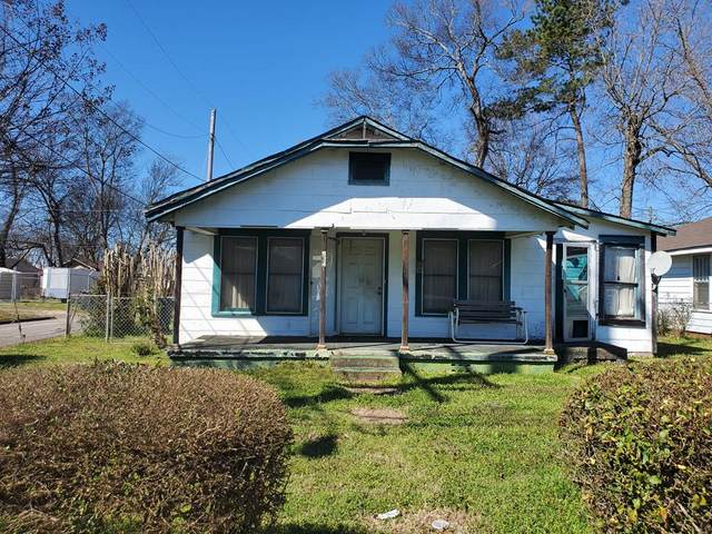 934 W College St, Florence, AL 35630 (MLS #433659) :: MarMac Real Estate
