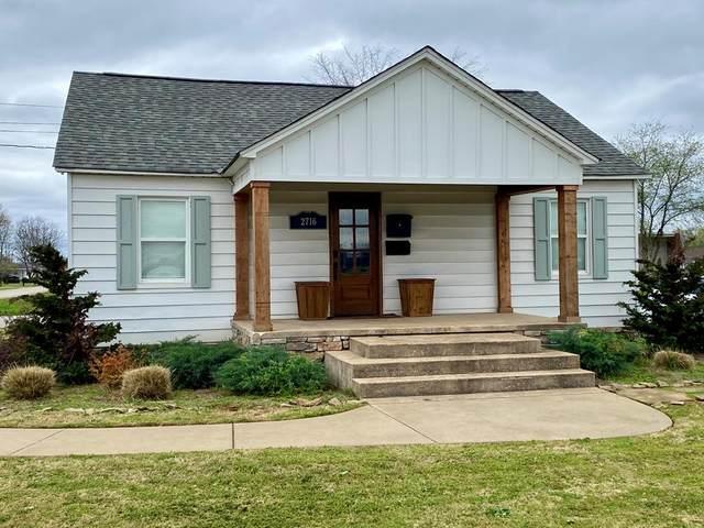 2716 Wilson Dam Rd, Muscle Shoals, AL 35661 (MLS #433826) :: MarMac Real Estate
