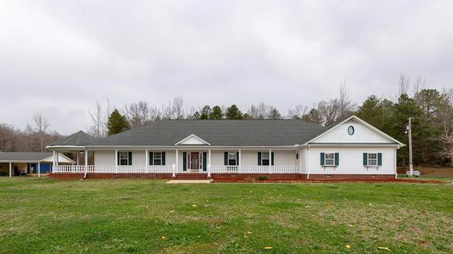 16135 Cr 14, Waterloo, AL 35677 (MLS #166907) :: MarMac Real Estate