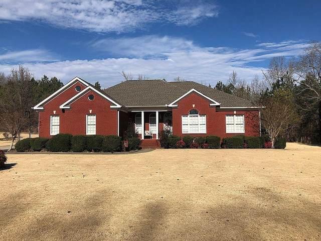 31 Grove Cr, Russellville, AL 35653 (MLS #433850) :: MarMac Real Estate