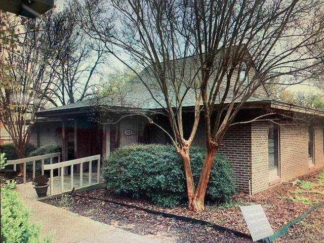 313 W College St, Florence, AL 35630 (MLS #433895) :: MarMac Real Estate