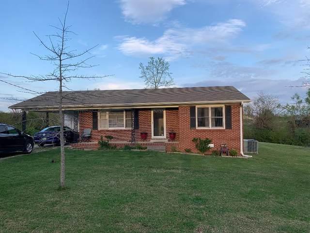 39 Jackson St, Phil Campbell, AL 35581 (MLS #433971) :: MarMac Real Estate