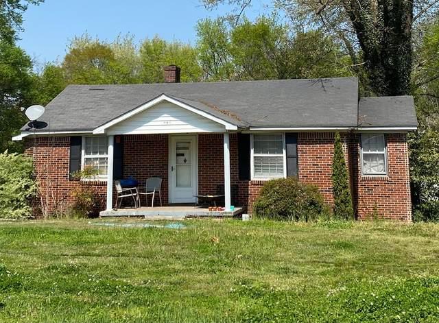 670 Sannoner Ave, Florence, AL 35630 (MLS #434067) :: MarMac Real Estate