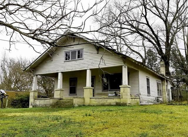 27 Broad Lp, Phil Campbell, AL 35581 (MLS #434113) :: MarMac Real Estate