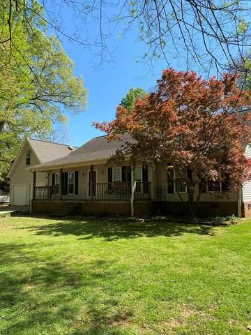 1430 Georgia Ave, Muscle Shoals, AL 35661 (MLS #434143) :: MarMac Real Estate