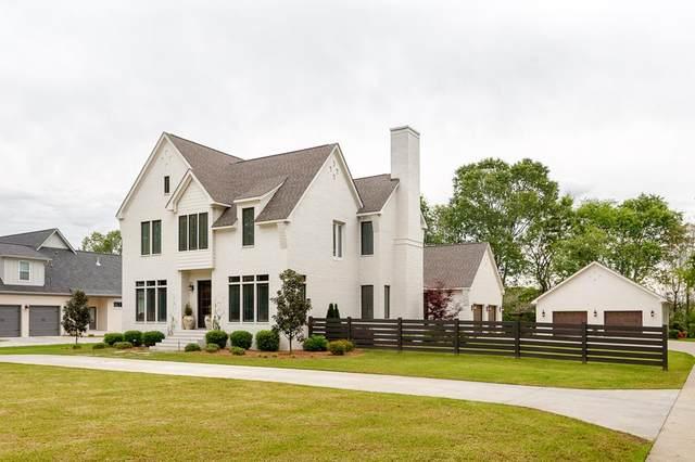 213 Elledge Ln, Muscle Shoals, AL 35661 (MLS #434164) :: MarMac Real Estate