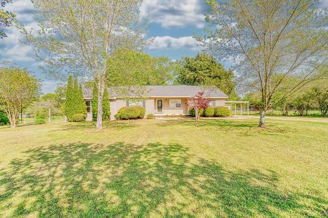 92 Alabama Shores, Muscle Shoals, AL 35661 (MLS #434167) :: MarMac Real Estate