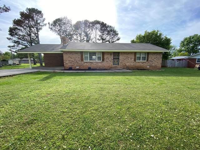 845 Leslie Ave, Tuscumbia, AL 35674 (MLS #434173) :: MarMac Real Estate