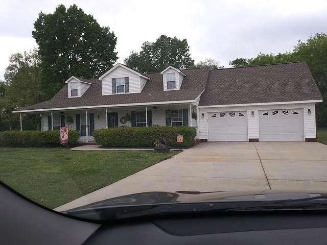 865 Renee Dr, Tuscumbia, AL 35674 (MLS #434196) :: MarMac Real Estate