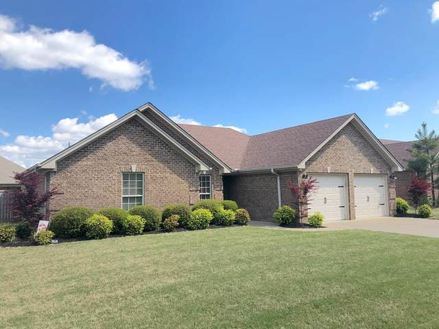 2013 Rosedale Ave, Muscle Shoals, AL 35661 (MLS #434203) :: MarMac Real Estate