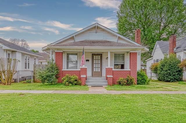 408 4th St E, Tuscumbia, AL 35674 (MLS #434209) :: MarMac Real Estate