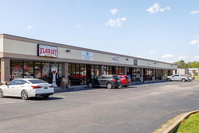 2415 Rosedale Ave, Muscle Shoals, AL 35661 (MLS #434226) :: MarMac Real Estate
