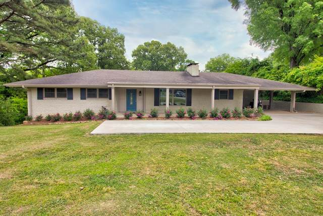 1842 Hermitage Dr, Florence, AL 35630 (MLS #434357) :: MarMac Real Estate