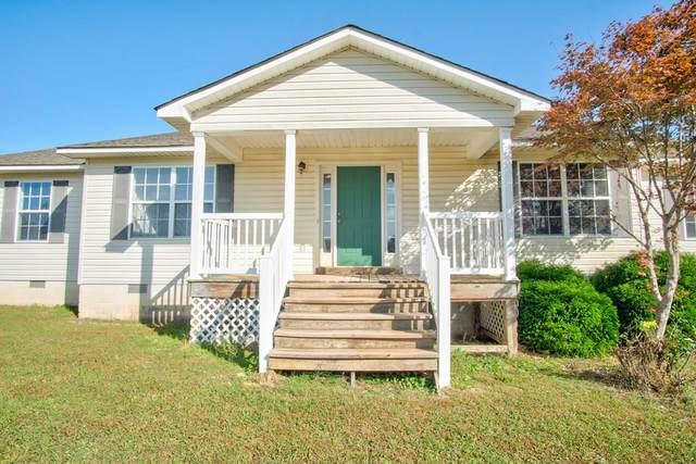 1340 Cr 545, Rogersville, AL 35652 (MLS #434360) :: MarMac Real Estate
