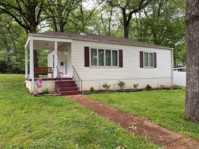 1329 James St, Florence, AL 35630 (MLS #434364) :: MarMac Real Estate