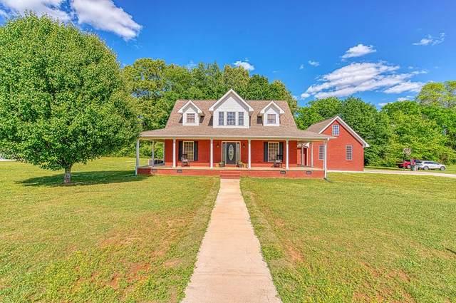 70 Lindsey Dr, Florence, AL 35633 (MLS #434394) :: MarMac Real Estate