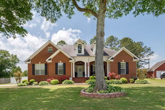 117 Plantation Dr, Killen, AL 35645 (MLS #434396) :: MarMac Real Estate