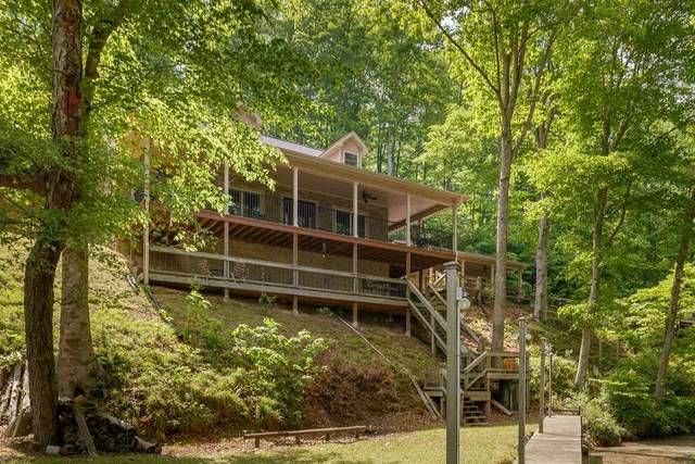 2452 Paradise Dr, Waterloo, AL 35677 (MLS #434399) :: MarMac Real Estate