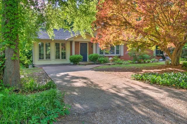 516 Crest St, Florence, AL 35630 (MLS #434420) :: MarMac Real Estate