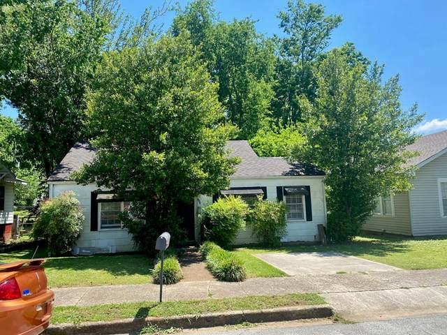 804 Columbia Ave, Sheffield, AL 35660 (MLS #434422) :: MarMac Real Estate
