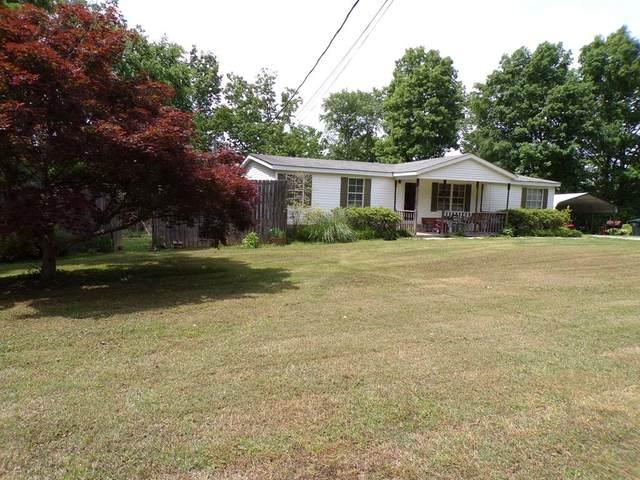 110 Woodland Dr, Tuscumbia, AL 35694 (MLS #434429) :: MarMac Real Estate