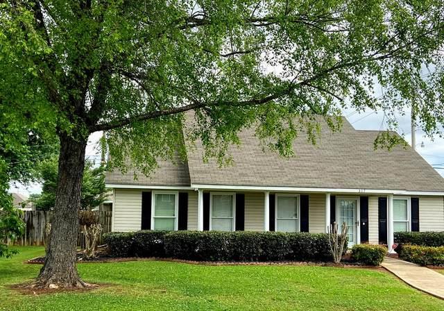317 Monroe Ave, Muscle Shoals, AL 35661 (MLS #434436) :: MarMac Real Estate