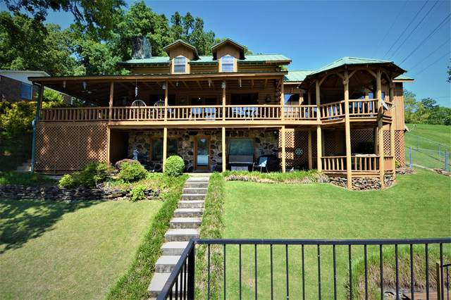107 Lakeview Shores Dr, Muscle Shoals, AL 35661 (MLS #434501) :: Amanda Howard Sotheby's International Realty