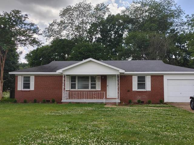 803 Baker Blvd, Tuscumbia, AL 35674 (MLS #434733) :: MarMac Real Estate