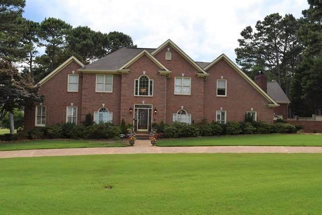 1658 Country Club Dr, Killen, AL 35645 (MLS #434741) :: MarMac Real Estate