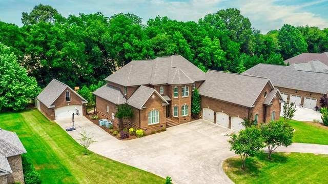 120 Dalton Ln, Tuscumbia, AL 35674 (MLS #434756) :: MarMac Real Estate