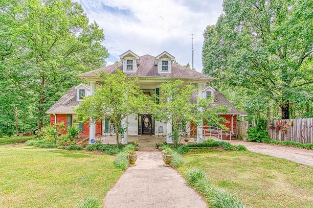 85 Crouch Mtn Rd, Phil Campbell, AL 35581 (MLS #167892) :: MarMac Real Estate