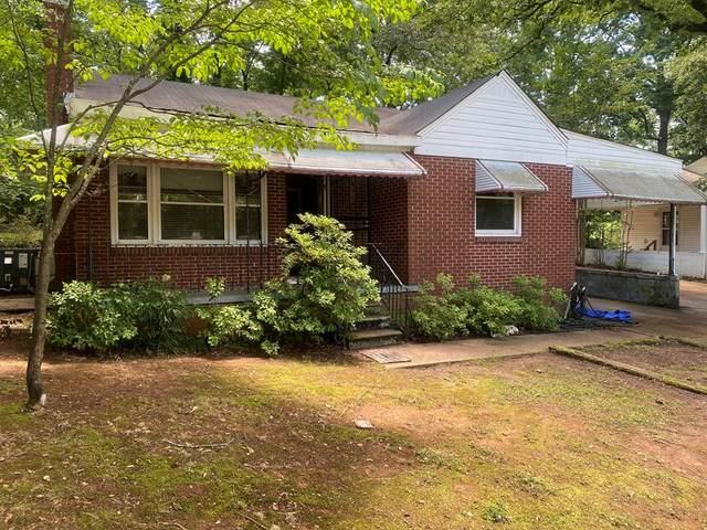 146 Duncan Ave E, Florence, AL 35631 (MLS #167897) :: MarMac Real Estate
