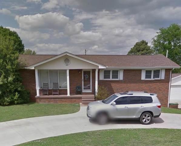 405 W Hill Ave, Muscle Shoals, AL 35661 (MLS #434830) :: Amanda Howard Sotheby's International Realty