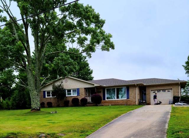 2575 Frankfort Rd, Tuscumbia, AL 35674 (MLS #434856) :: MarMac Real Estate