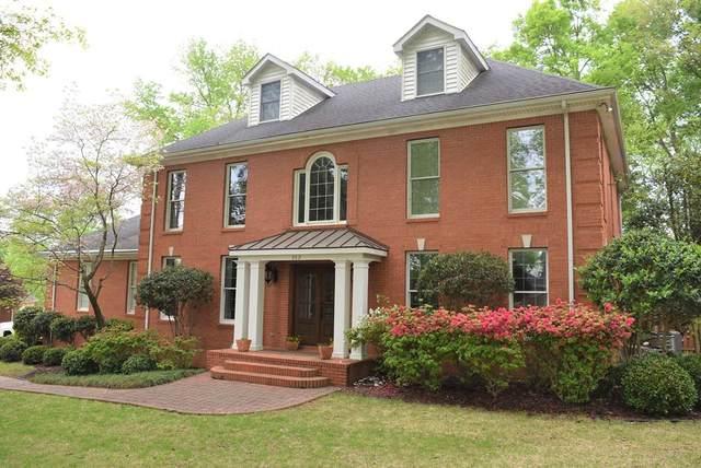262 Indian Springs Dr, Florence, AL 35634 (MLS #434893) :: MarMac Real Estate