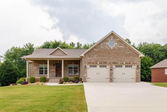 119 Brookridge Dr, Russellville, AL 35654 (MLS #434897) :: MarMac Real Estate
