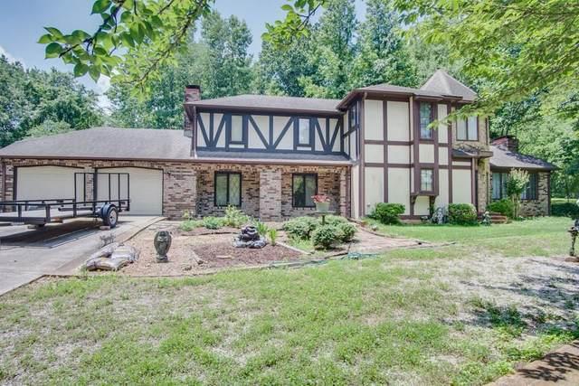 108 Redbud Dr, Florence, AL 35674 (MLS #434901) :: MarMac Real Estate