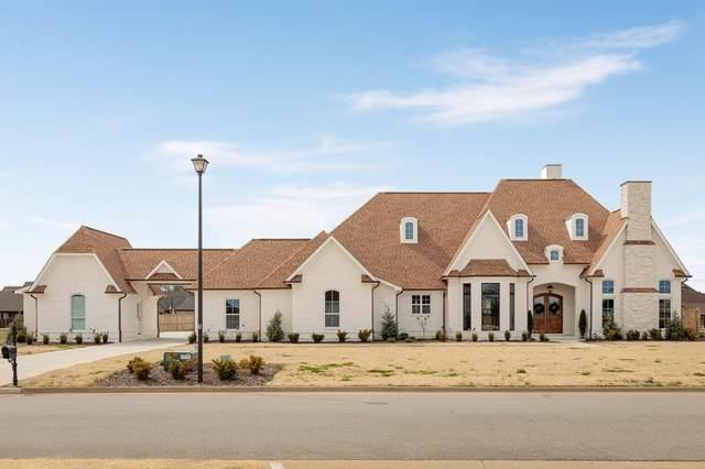 76 Stone Ridge Drive, Tuscumbia, AL 35674 (MLS #434911) :: MarMac Real Estate