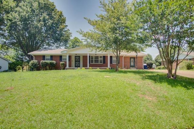 110 Augusta St, Florence, AL 35633 (MLS #434932) :: MarMac Real Estate